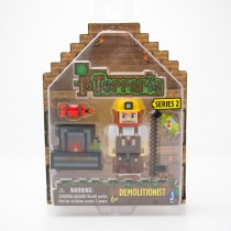 Jazwares Terraria Series 2 Demolitionist Figure