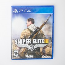 Sniper Elite III for PS4