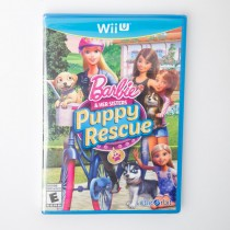 Barbie & Her Sisters Puppy Rescue for Nintendo Wii U
