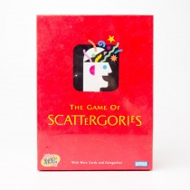 Parker Brothers The Game of Scattergories
