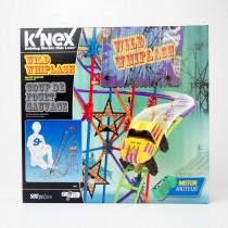 K'Nex Wild Whiplash Roller Coaster 16491