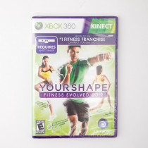 YourShape Fitness Evolved 2012 for Microsoft Xbox 360