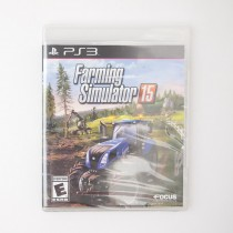 Farming Simulator 15 for Sony PlayStation 3