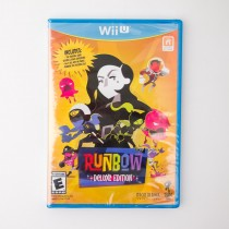Runbow Deluxe Edition for Nintendo Wii U
