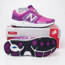 New Balance Women's 3040 Optimum Control Running Shoes W3040PP1 in Berry