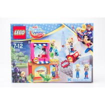 LEGO DC Super Hero Girls Harley Quinn To The Rescue #41231
