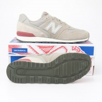 New Balance Women's Clean Composite 696 Classics Running Shoes WL696CCB in Husk
