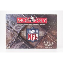 Hasbro Monopoly 1999 Grid Iron Limited Edition