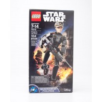 LEGO Star Wars Sergeant Jyn Erso Buildable Figure #75119
