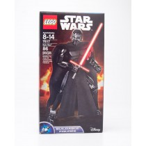 LEGO Star Wars Kylo Ren Buildable Figure #75117