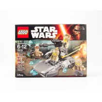 LEGO Star Wars Resistance Trooper Battle Pack #75131