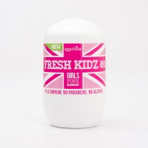 Keep It Kind Fresh Kidz Girls Pink Roll On Deodorant