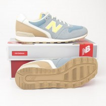 New Balance Women's Lakeside 696 Classics Running Shoes WL696HD in Grey