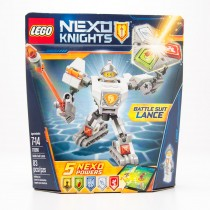 LEGO Nexo Knights Battle Suit Lance #70366