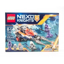 LEGO Nexo Knights Lance's Twin Jouster #70348