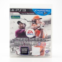 Tiger Woods PGA Tour 13 for Sony PlayStation 3