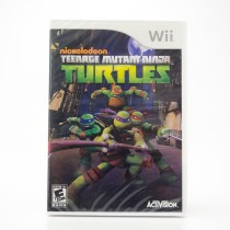 Nickelodeon Teenage Mutant Ninja Turtles for Nintendo Wii