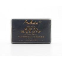 Shea Moisture Organic African Black Soap Acne Prone Face & Body Bar 3.5 oz