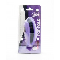 Wet Brush Pop Fold Detangling Brush in Purple