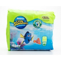 Huggies Little Swimmers Disposable Swimpants Small (16-26lbs) Pack of 20