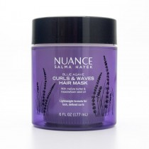 Nuance Salma Hayek Blue Agave Curls & Waves Hair Mask 6 fl oz