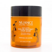 Nuance Salma Hayek Raw Honey Color Protect Hair Mask 6 fl oz