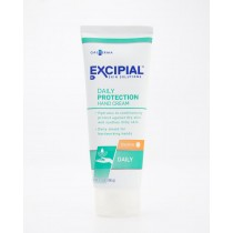 Galderma Excipial Daily Protection Hand Cream 3.5 oz Tube