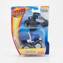 Fisher-Price Nickelodeon Blaze and the Monster Machines Crusher Diecast Truck