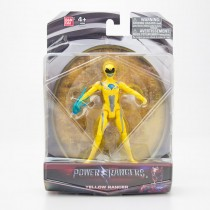 Bandai Power Rangers Yellow Ranger #42604