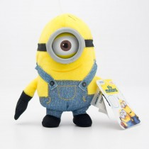 Thinkway Toys Despicable Me Plush Buddy Minion Stuart