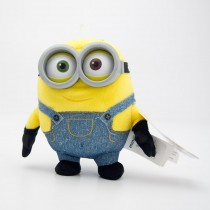 Thinkway Toys Despicable Me Plush Buddy Minion Bob
