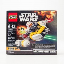 LEGO Star Wars Y-Wing Microfighters Series 4 #75162