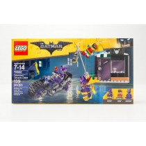 LEGO The Batman Movie Catwoman Catcycle Chase #70902