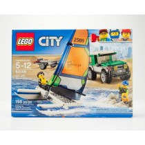 LEGO City 4x4 with Catamaran #60149