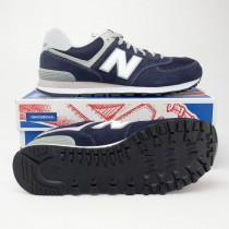 New Balance Men's 574 Classics Running Shoes ML574VIC in Descent