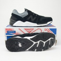 New Balance Men's Suede 009 Running Shoe ML009SB in Black