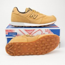 New Balance Men's Classic Trailbuster Running Shoe TBTBWB in Wheat