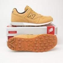 New Balance Men's Classic Trailbuster Running Shoe TBTBWB in Wheat