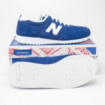 New Balance Women's Capsule Glam 420 Classics Running Shoes in WL420NPE in Atlantic