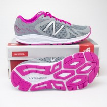 New Balance Women's Vazee Urge Running Shoe WURGEGP in Grey w/Pink