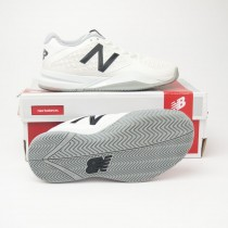 New Balance Women's 996v2 Court/Tennis Stability Shoes WC996WT2 in White
