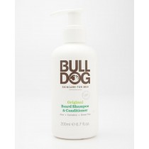 Bulldog Original Beard Shampoo & Conditioner 6.7 fl oz