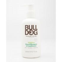 Bulldog Original Beard Shampoo & Conditioner 6.7 fl oz