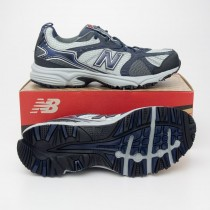 New Balance Men's 461 Trail Running Shoe MT461NV in Navy