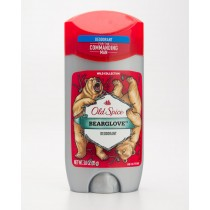 Old Spice Bearglove Deodorant 3 oz