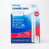 Philips Sonicare FlexCare + 7 Series Sonic Toothbrush H6921/04EAS