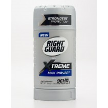 Right Guard Xtreme Max Power Antiperspirant 2.6 oz