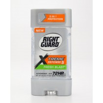 Right Guard Xtreme Defense 5 Flesh Blast Antiperspirant 4.0 oz