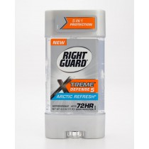 Right Guard Xtreme Defense 5 Arctic Refresh Antiperspirant 4.0 oz