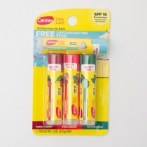 Carmex Daily Care Lip Balm with SPF15 4 - 0.15 oz Sticks